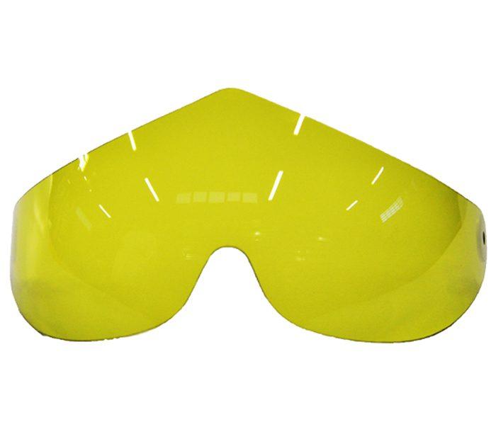 Skydiving visor