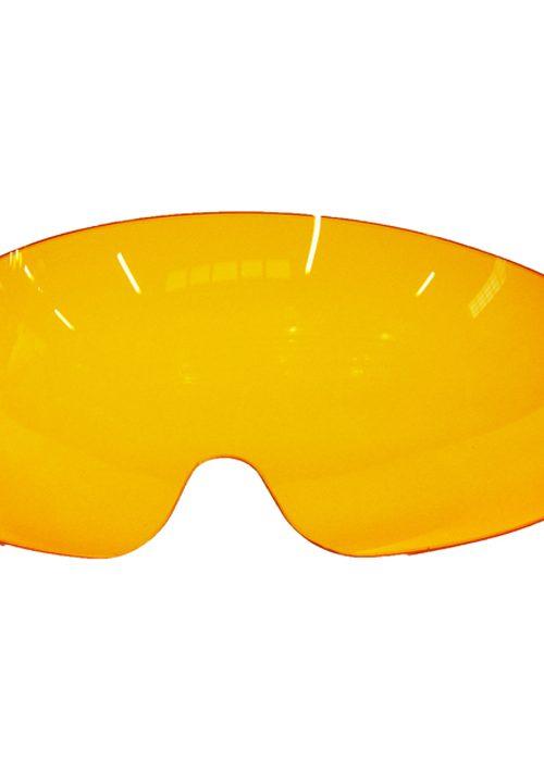 Ski helmets visor