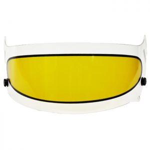 Anti fog visor insert