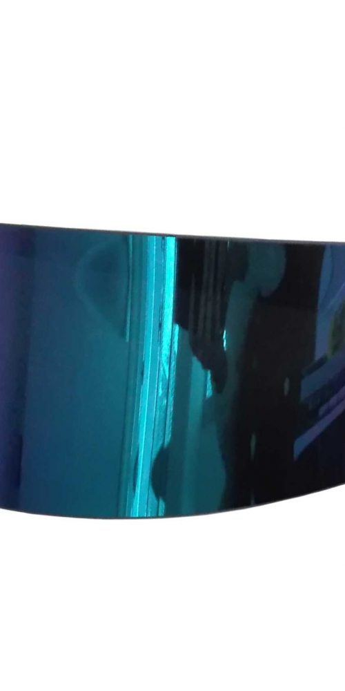 Kart visor iridium